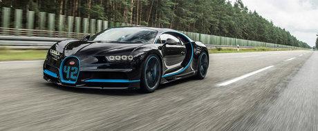 OFICIAL. Noua masina de 1500 CP de la Bugatti a doborat deja un record mondial