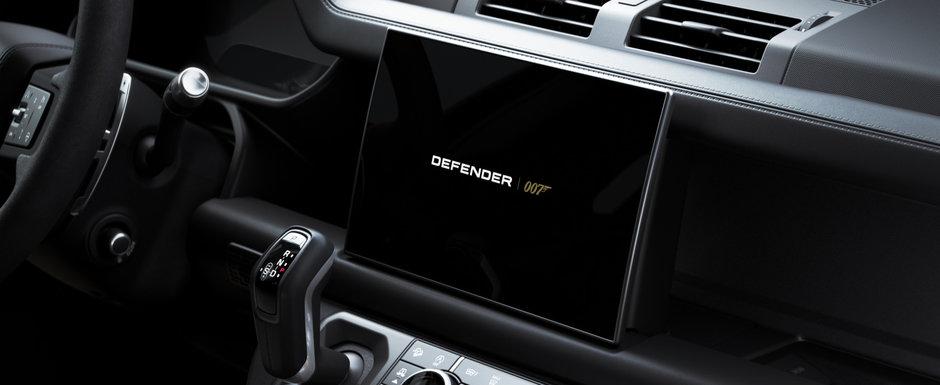 Oficial: Noua masina de la Land Rover e mai rara decat un Bugatti de 2.4 milioane euro