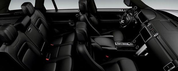 Oficial: Noua masina de la Range Rover e de 100 de ori mai rara decat un Bugatti de 2.4 milioane euro!