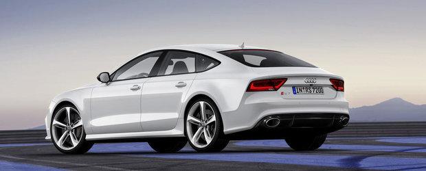 OFICIAL: Noul Audi RS7 Sportback intra in scena!