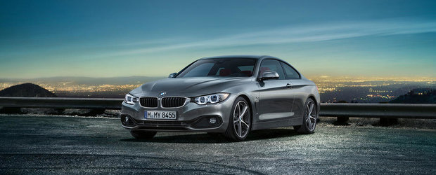 OFICIAL: Noul BMW Seria 4 Coupe ni se dezvaluie in peste 140 de fotografii!