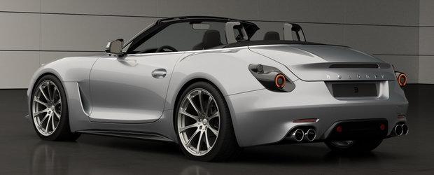 Oficial: Noul Boldmen CR4 e un BMW Z4 cu peste 400 de cai sub capota si un pret de aproape trei ori mai mare decat in mod normal