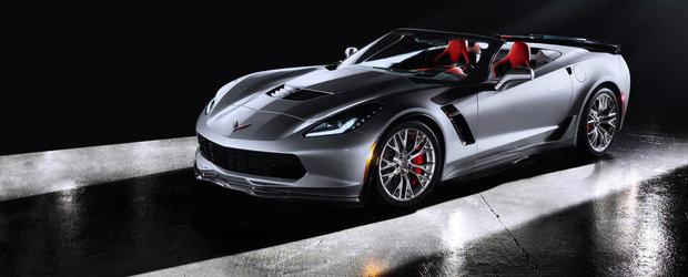 OFICIAL: Noul Chevrolet Corvette Z06 porneste de la 78.995 dolari