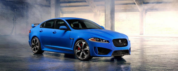 OFICIAL: Noul Jaguar XFR-S intra in scena!