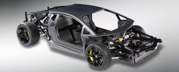 Oficial: Noul Lamborghini LP700-4 ni se arata in toata splendoarea sa!