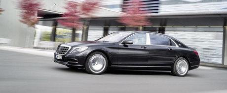 OFICIAL: Noul Mercedes-Maybach S-Class porneste de la 134.053 euro
