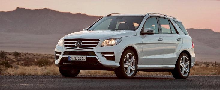 OFICIAL: Noul Mercedes ML intra in scena!