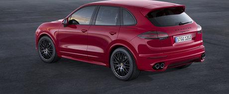 OFICIAL: Noul Porsche Cayenne GTS promite un V6 bi-turbo de 440 CP si 600 Nm