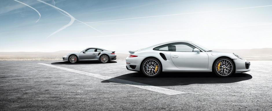 Oficial: Porsche ne face cunostinta cu noile 911 Turbo si 911 Turbo S