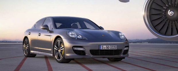 Oficial: Porsche Panamera Turbo S intra in scena!