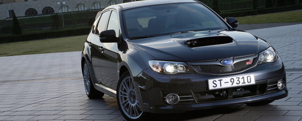 Oficial Subaru Motors: Anul acesta vom mentine nivelul vanzarilor din 2010