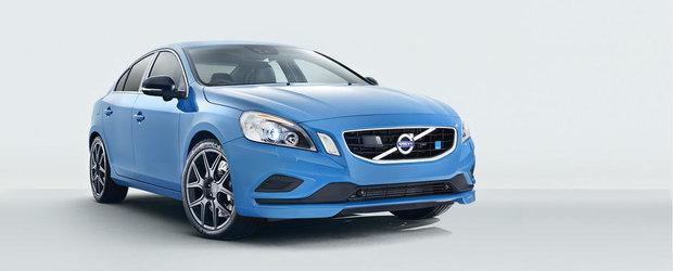 OFICIAL: Volvo dezvaluie noul S60 Polestar de serie!
