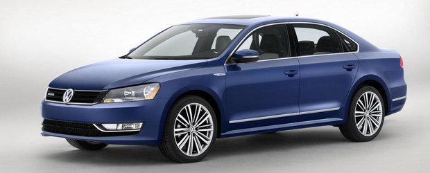 OFICIAL: VW prezinta Passat-ul cu motor in doi cilindri. Asa arata oare viitorul?