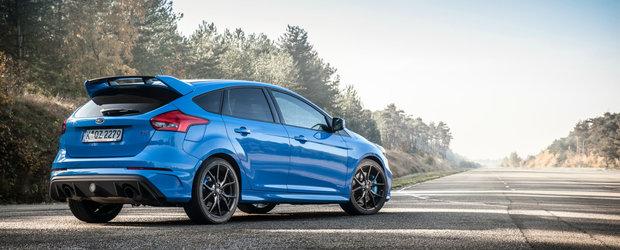 Oficialii FORD tocmai au confirmat. Modelul Focus RS nu va mai primi o noua generatie