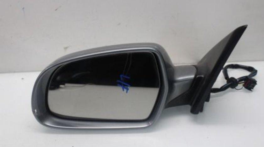 Oglinda Audi A5 2010 partea stanga (pretul poate diferii in functie de functiile oglinzilor)