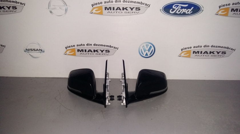Oglinda BMW X1 E84 facelift- rabatabila electric(sticla heliomata)