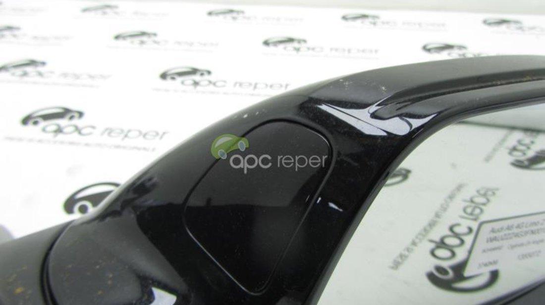 Oglinda completa dreapta Audi A6 4G 2015 cu SideAssist Retractabila electric Heliomata