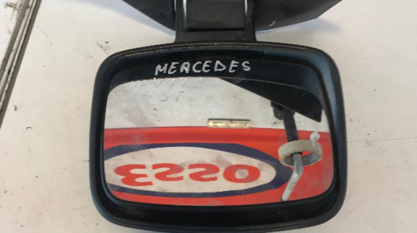Oglinda completa stanga mercedes sprinter 1996 - 2003