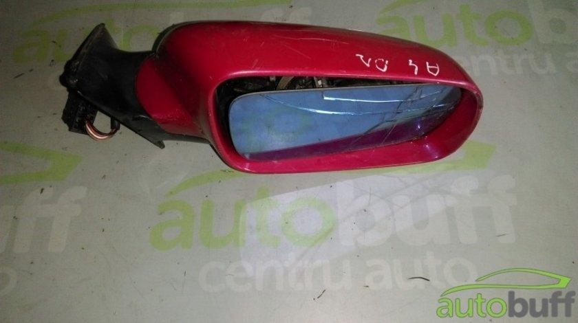 Oglinda Dreapta Audi A4 B5 (8D) - (1994-2001) fara sticla ELECTRICA