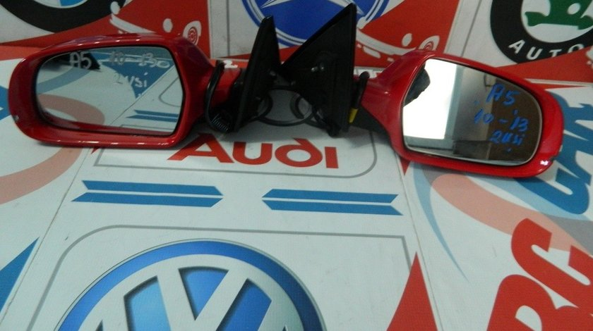 Oglinda dreapta Audi A5 coupe model 2011