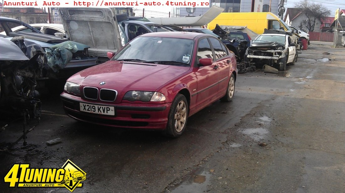 Oglinda dreapta BMW 320d an 2000
