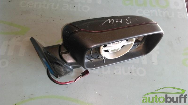 Oglinda Dreapta BMW Seria 3 (E46; 1997–2006) oricare fara sticla / ELECTRICA