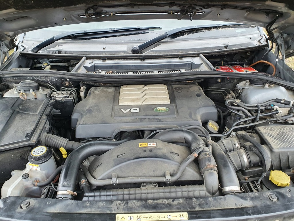 Oglinda dreapta completa Land Rover Range Rover 2007 FACELIFT Vogue 3.6 TDV8 368DT