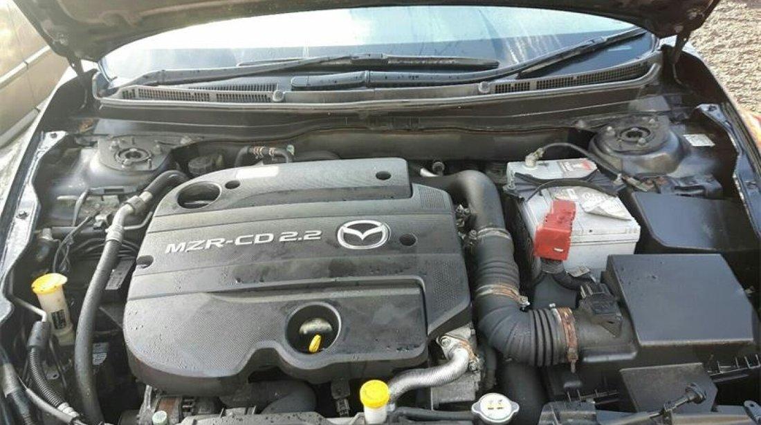 Oglinda dreapta completa Mazda 6 2010 Sedan 2.2D