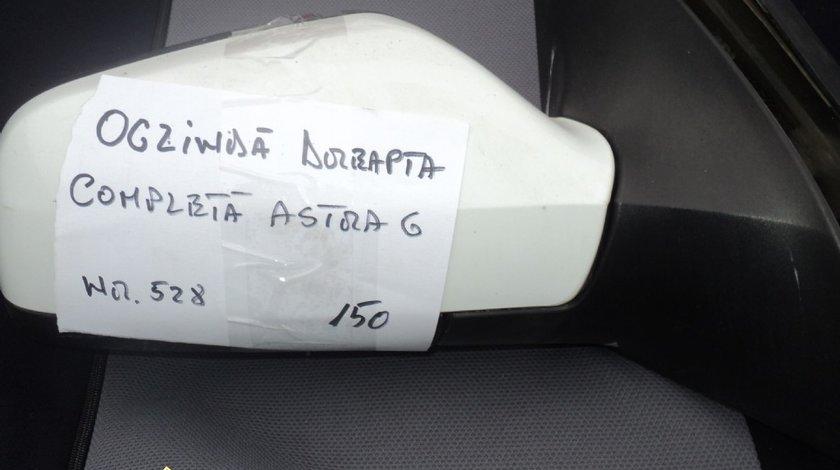 OGLINDA DREAPTA COMPLETA OPEL ASTRA G PRODUS ORIGINAL SH NR 528