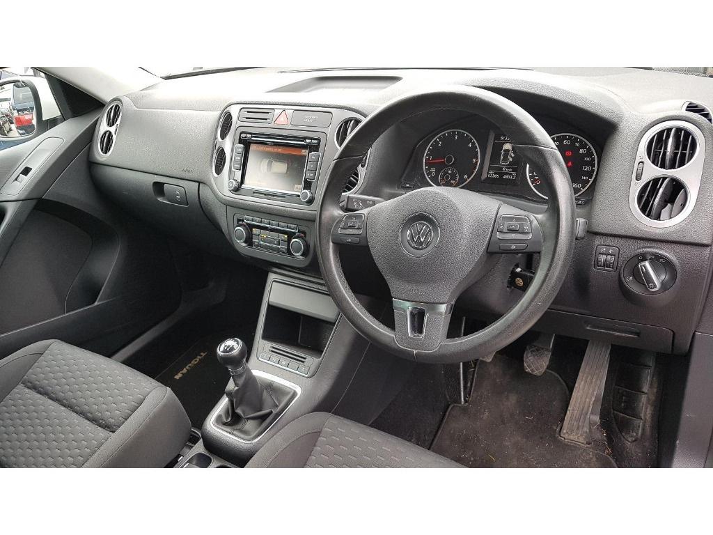 Oglinda dreapta completa Volkswagen Tiguan 2011 SUV 2.0 TDI