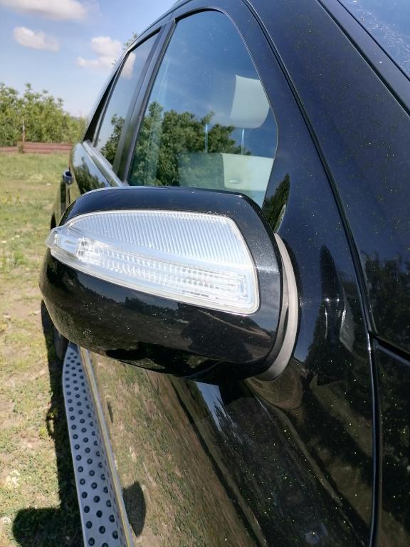 Oglinda dreapta Mercedes ML w164 facelift