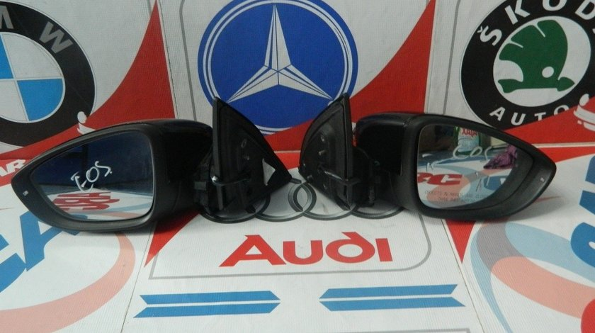 Oglinda dreapta VW Eos rabatabila electric model 2011