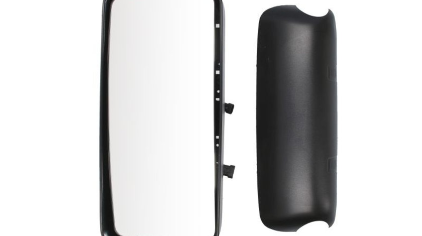 Oglinda electrica ajustabila incalzita si 24V IVECO Euro / Star / Tech STRALIS 457x215mm