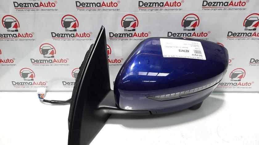 Oglinda electrica cu semnalizare si camera stanga fata , Nissan Qashqai (2) [Fabr 2013-prezent] (id:427413)