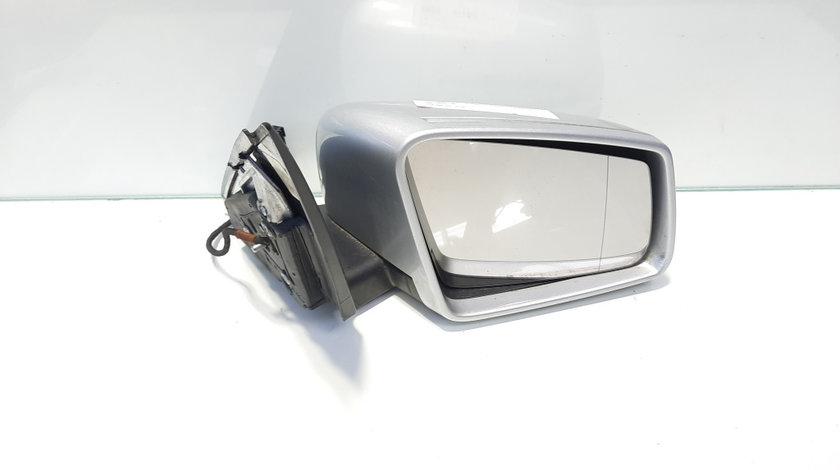 Oglinda electrica dreapta cu semnalizare, Mercedes Clasa C (W204) volan pe stanga (id:474757)