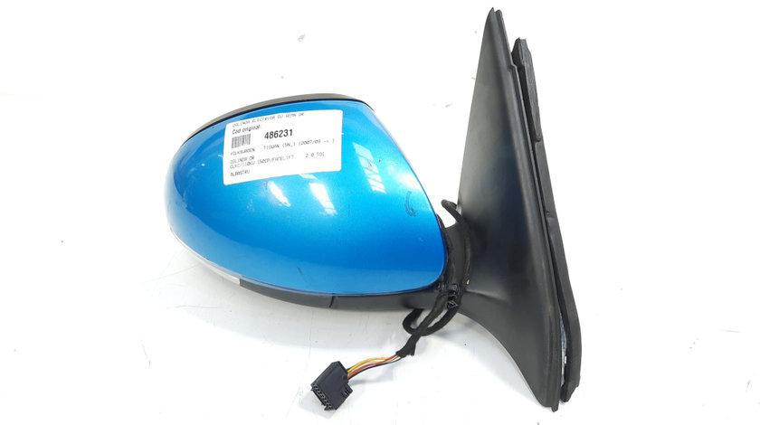 Oglinda electrica dreapta cu semnalizare, Vw Tiguan (5N) facelift (id:486231)