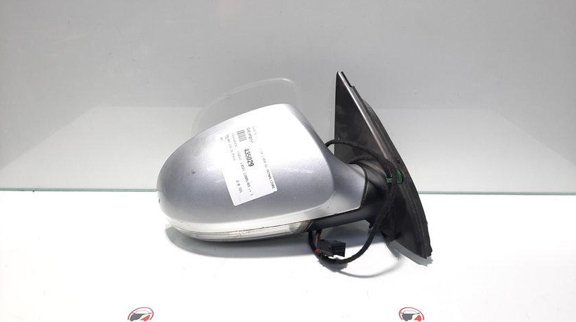 Oglinda electrica dreapta fata cu semnalizare, Vw Passat (3C2) [Fabr 2005-2010] (id:435029)