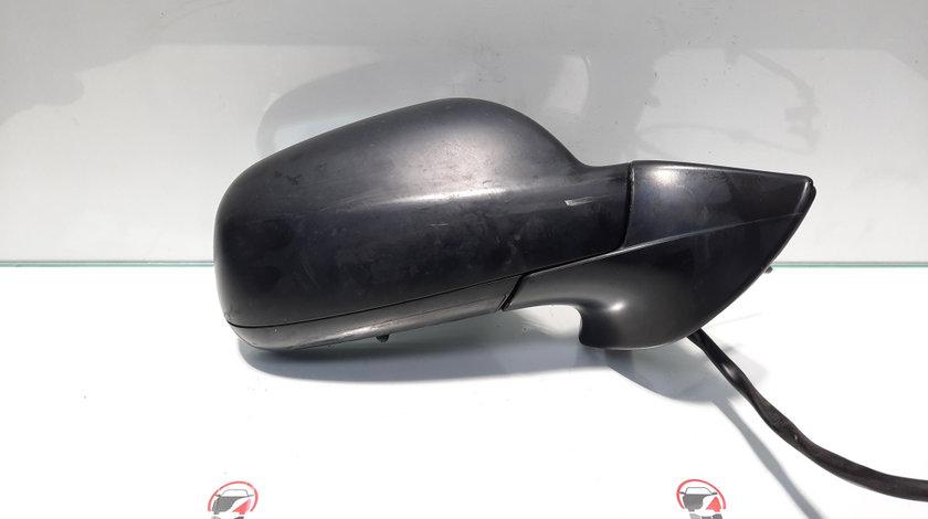 Oglinda electrica dreapta fata, Peugeot 407 [Fabr 2004-2010] (id:441895)