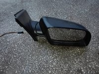Oglinda Electrica Dreapta  VW Polo 9N Negru Mat