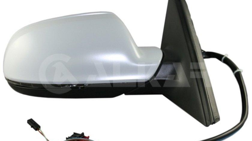 Oglinda electrica pliabila dreapta, memorie 16 pini Audi A4 2007-2011