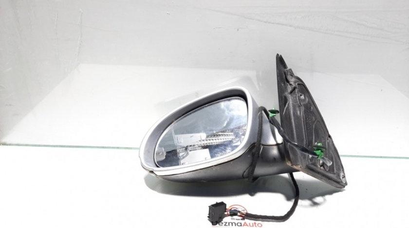 Oglinda electrica stanga cu semnalizare, Vw Passat Variant (3C5) [Fabr 2005-2010] (id:421604)