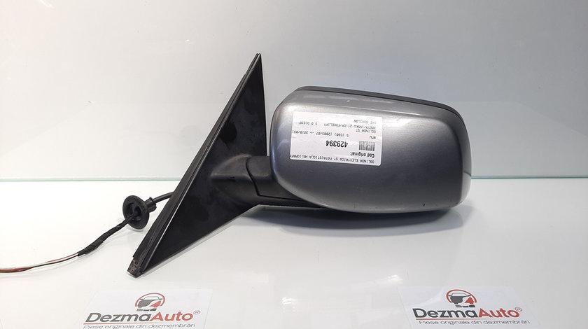 Oglinda electrica stanga fata, Bmw 5 (E60) [Fabr 2004-2010] (id:429394)