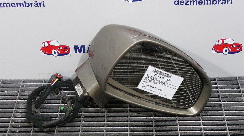 OGLINDA EXTERIOARA DREAPTA AUDI TT TT - (2006 2015)