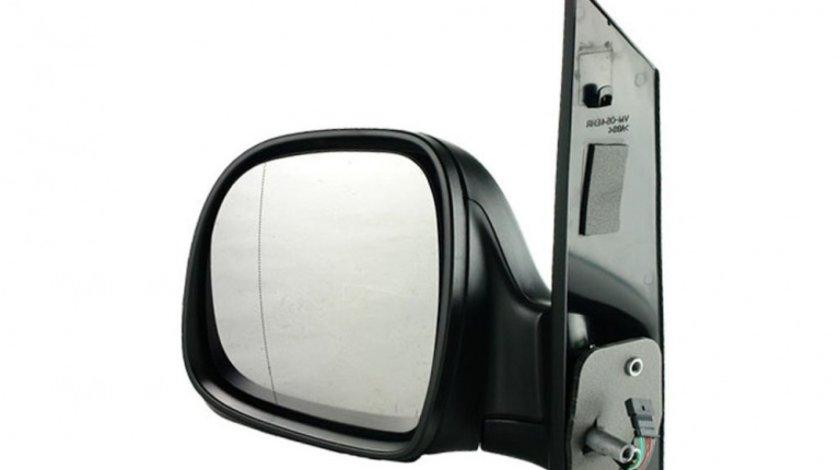 Oglinda exterioara Mercedes Vito (W639) 01.2003-10.2010 partea stanga BestAutoVest crom asferica reglare electrica cu incalzire