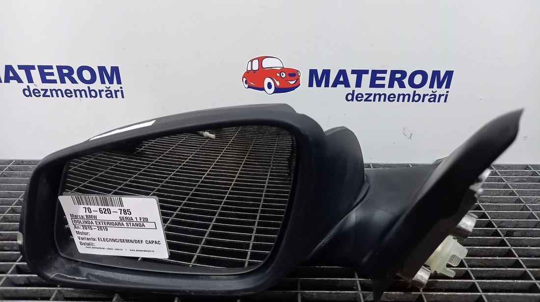 OGLINDA EXTERIOARA STANGA BMW SERIA 1 F20 SERIA 1 F20 - (2015 2019)