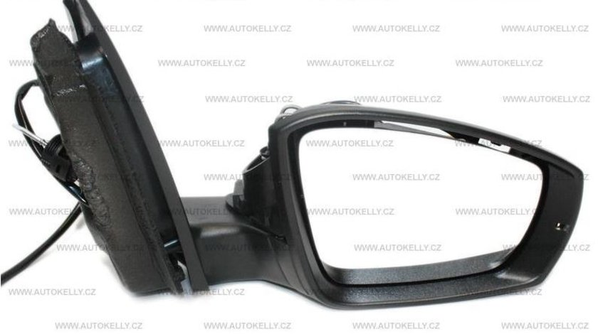 Oglinda manuala VW Polo 6R 2009-