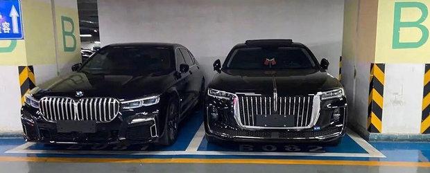 Oglinda, oglinjoara cine are cea mai mare GRILA din...parcare?