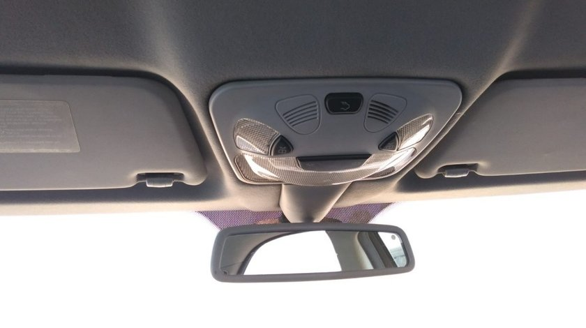 Oglinda retrovizoare interior Mercedes C-Class W203 2001 Berlina 2.2 cdi