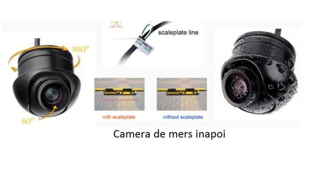 Oglinda Retrovizoare Monitor Tft Lcd 5'' + Camera Video Marsarier
