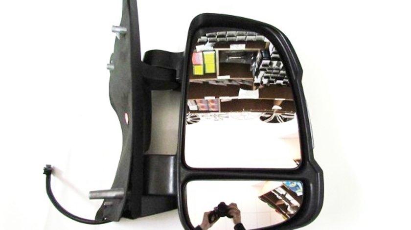 Oglinda stanga 60-009 electrica compatibila Fiat Ducato 2006 -> VistaCar